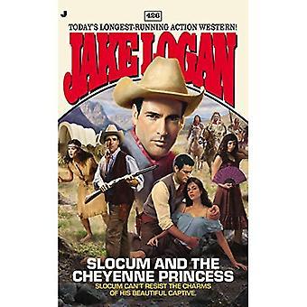 Slocum and the Cheyenne Princess (Jake Logan)