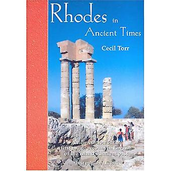Rhodes in Ancient Times (Archaeopress Guides)