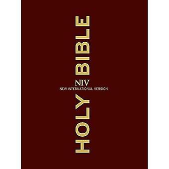 NIV avmarkera Skriv ut Bibeln (Bible Niv)