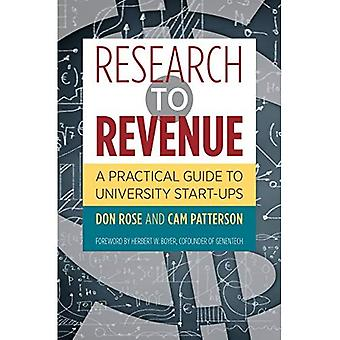 Investigación de los ingresos: una guía práctica para empresas de Universidad (Luther H. Hodges Jr. y Luther H. Hodges...