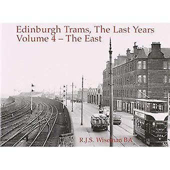 Edinburgh tramways, au cours des dernières années: East c. 4