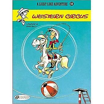 Western Circus (Lucky Luke Adventure)