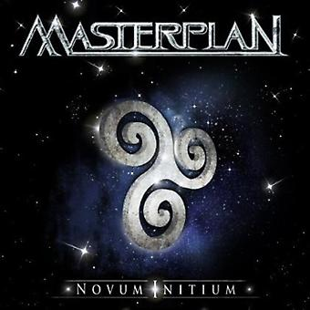 Masterplan - Novum Initium [Vinyl] USA import