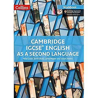 Cambridge IGCSE (TM) engelska som ett andra språk-arbetsbok (Collins Cambridge IGCSE (TM)) (Collins Cambridge IGCSE (TM))