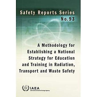 A Methodology for Establishing a National Strategy for Education and Training in Radiation, Transport and Waste Safety (Safety Reports Series)