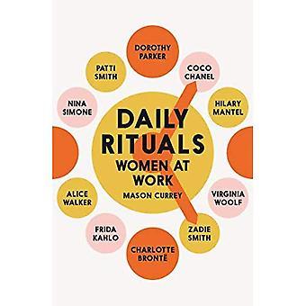 Tägliche Rituale: Frauen bei der Arbeit
