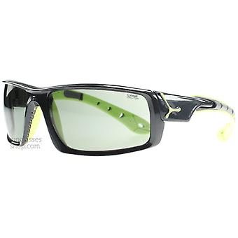 Cebe CBICE80005 Metallic Grey Ice Wrap Sunglasses Cycling, Fishing, Lens Category 2 Size 64mm