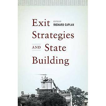 Exit strategiat ja valtion rakentaminen