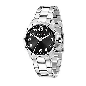 SECTOR men's Quartz analogue watch with stainless steel strap R3253596002