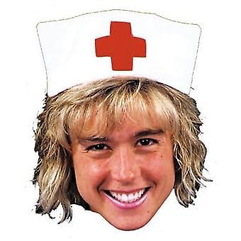 Krankenschwester Hut für Erwachsene