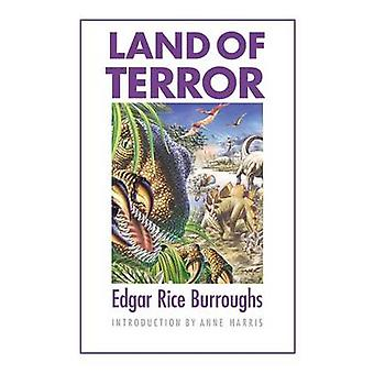 Land of Terror by Burroughs & Edgar Rice