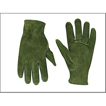 GARDEN SPLIT GRAIN LEATHER GLOVES