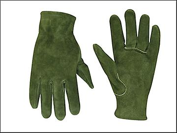 Kuny's Garden Split Grain Leather Gloves (One Size)