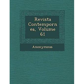 Revista Contempor NEA Volume 61 da Anonimo
