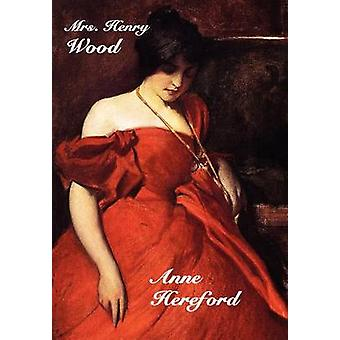 Anne Hereford av trä & Mrs. Henry