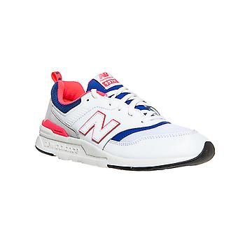 New balance GR997 sneakers white/pink/blue