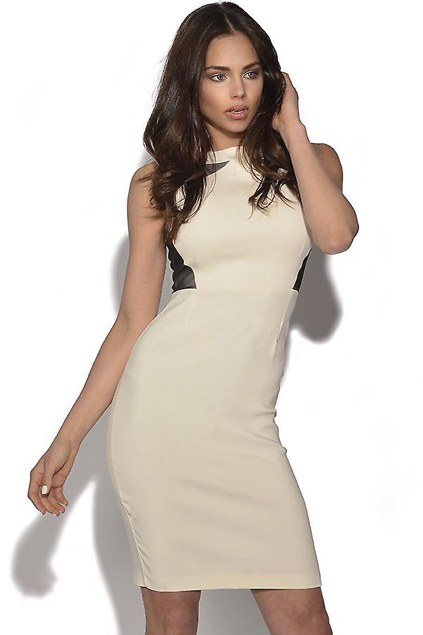 Vesper Connie Mesh Insert Bodycon Dress