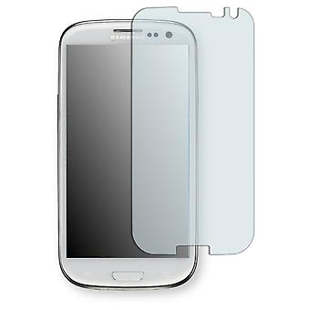 Samsung I9305 Galaxy S3 LTE display protector - Golebo crystal-clear protector (miniature sheet)