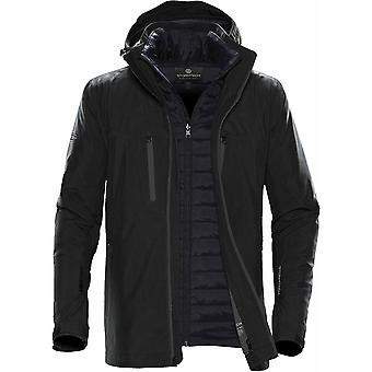 Stormtech Mens Matrix Waterproof Polyester 3 In 1 Jacket