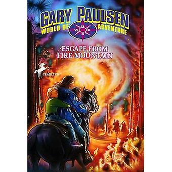 Escape from Fire Mountain by Gary Paulsen - 9780440410256 Book