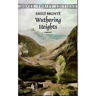 Wuthering Heights (New edition) by Emily Bronte - 9780486292564 Book
