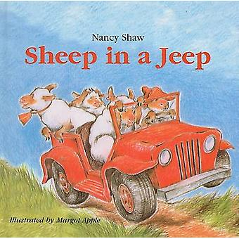 Sheep in a Jeep by Nancy E Shaw - Margot Apple - 9780812469813 Book