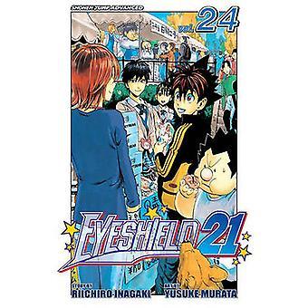 Eyeshield 21 - Volume 24 by Riichiro Inagaki - Yusuke Murata - 978142