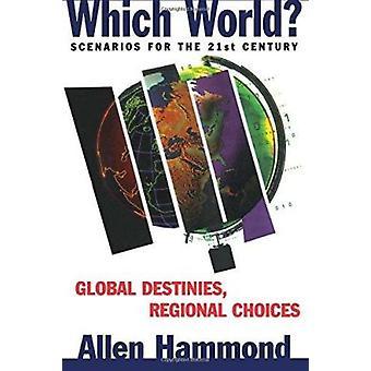 Which World? (4th) by Hammond - 9781559635769 Book