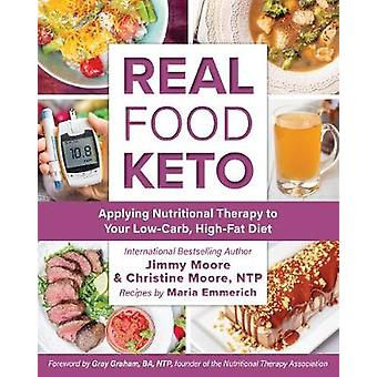 Real Food Keto by Real Food Keto - 9781628603163 Book