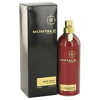 Montale Aoud Shiny By Montale Eau De Parfum Spray 3.3 Oz (women) V728-518274