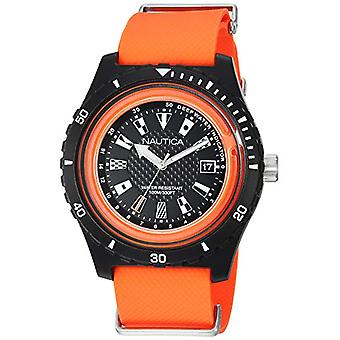 Nautica Watch Man ref. NAPSRF003 function