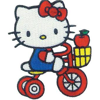 Hello Kitty Patches Tricycle P Hk 0013