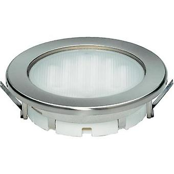 Flush mount light GX53 5 W Megatron MT76352 Planey Steel