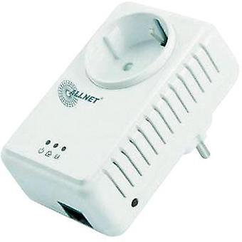 Powerline adapter 500 Mbit/s Allnet ALL168255SINGLE