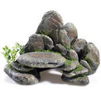 Classic For Pets Rocky Ledge 235mm (Fish , Decoration , Rocks & Caves)