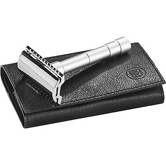 Merker & Dova Travel Razor Set