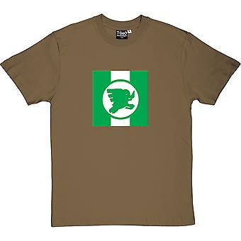 Nigeria Airways Men's T-Shirt