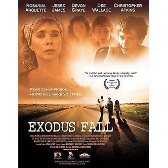 Exodus Fall Movie Poster (11 x 17)