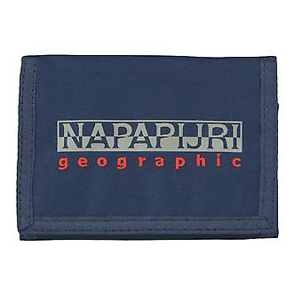 Napapijri purse wallet purse blue 4575