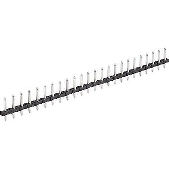 Pin strip (precision) No. of rows: 1 Pins per row: 5 PTR 50130055001G 1 pc(s)