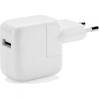 Original bulk Apple MD836ZM/A AC adapter 12W, A1401 travel charger, iPhone 7 SE 6 6 S, iPad iPod
