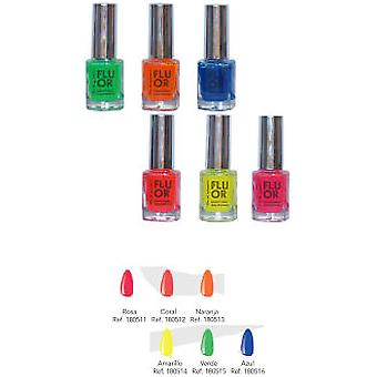 Gio de Giovanni Fluor Green enamel New (Make-up , Nagels , Nail polisher)