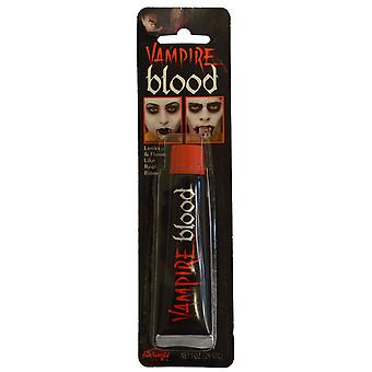 Theatrical Blood Palmer Agencies Fake Blood Fancy Dress Accessory Halloween