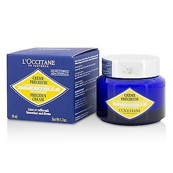 L'Occitane Immortelle høste verdifulle krem 50ml / 1. 7 oz