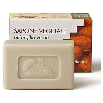 Argital Soap Sweet Almond Pastilla (Hygiene and health , Shower and bath gel , Hand soap)