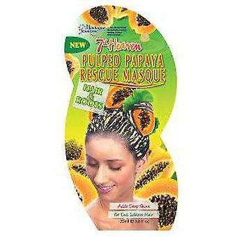 Montagne Jeunesse Papaya pulped (Woman , Hair Care , Conditioners and masks)