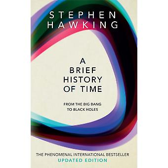 A Brief History Of Time: From Big Bang To Black Holes (Paperback) by Hawking Stephen