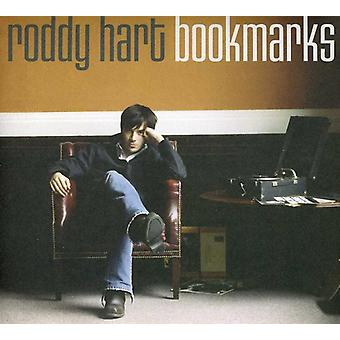Roddy Hart - bokmärken [CD] USA import
