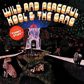 Kool & the Gang - Wild & Peaceful [CD] USA import