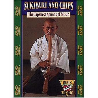 Sukayaki & Chips-Japanese Sounds of Music [DVD] USA import